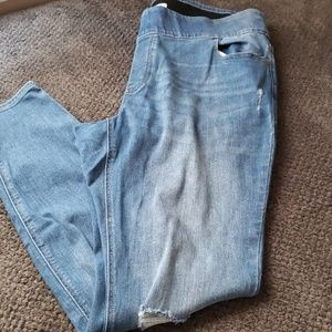 Old navy rock star plus tall